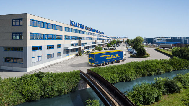 WALTER BUSINESS-PARK - Videoklip