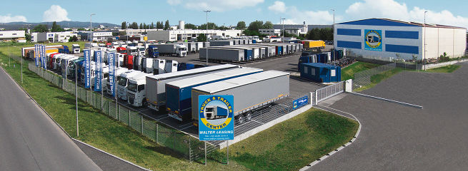 WALTER LEASING - Truck & Trailer Center