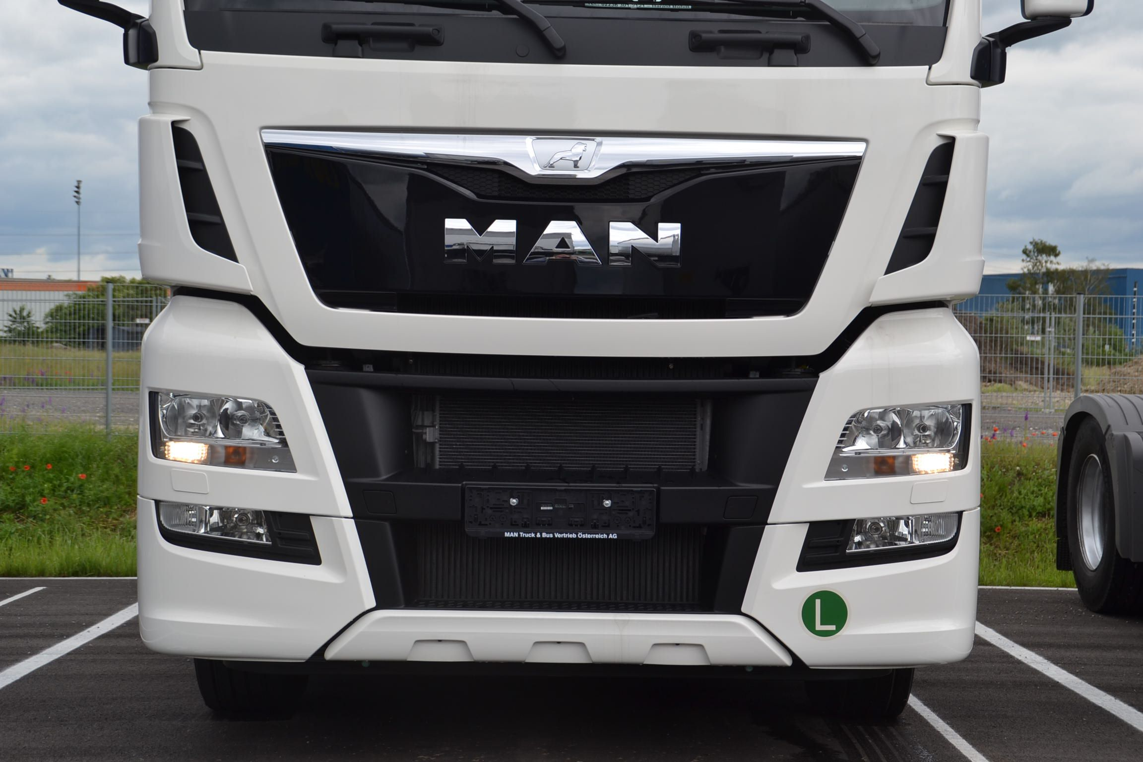 man euro 6 Tractor unit