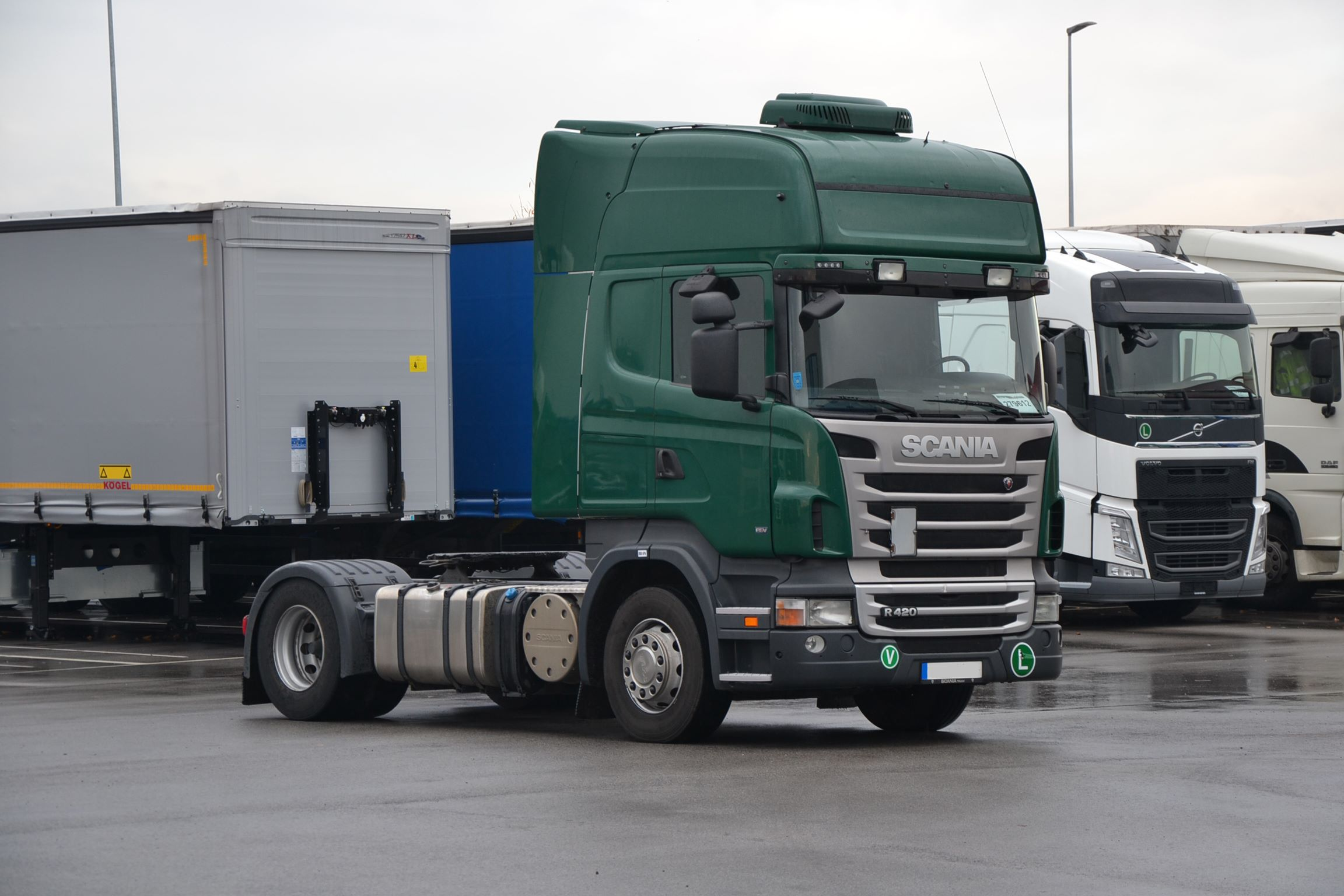 Scania Tractor unit 279612-1