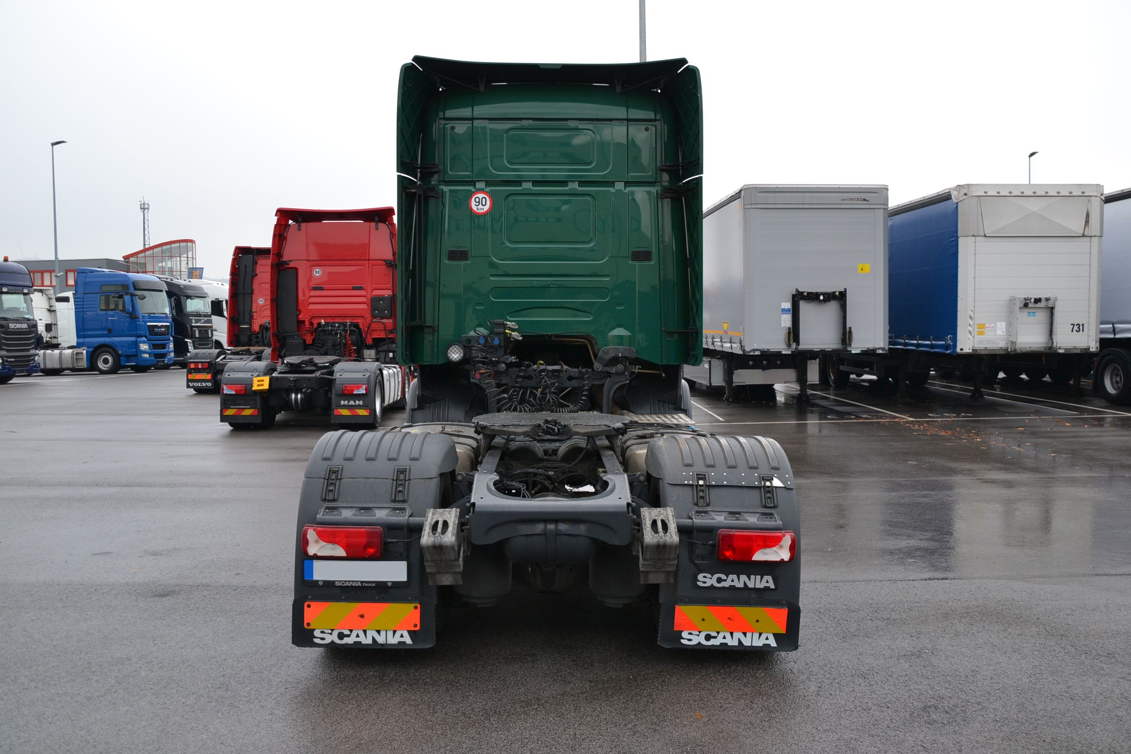Scania Tractor unit 279612-6