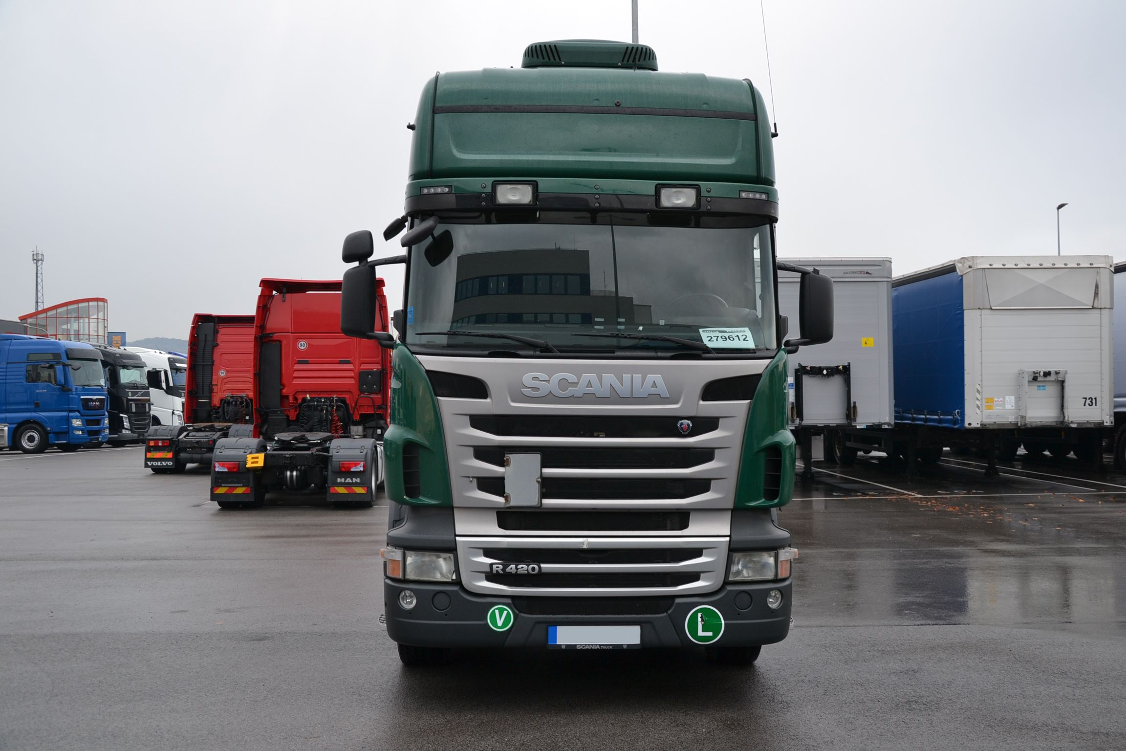 Scania Tractor unit 279612-7