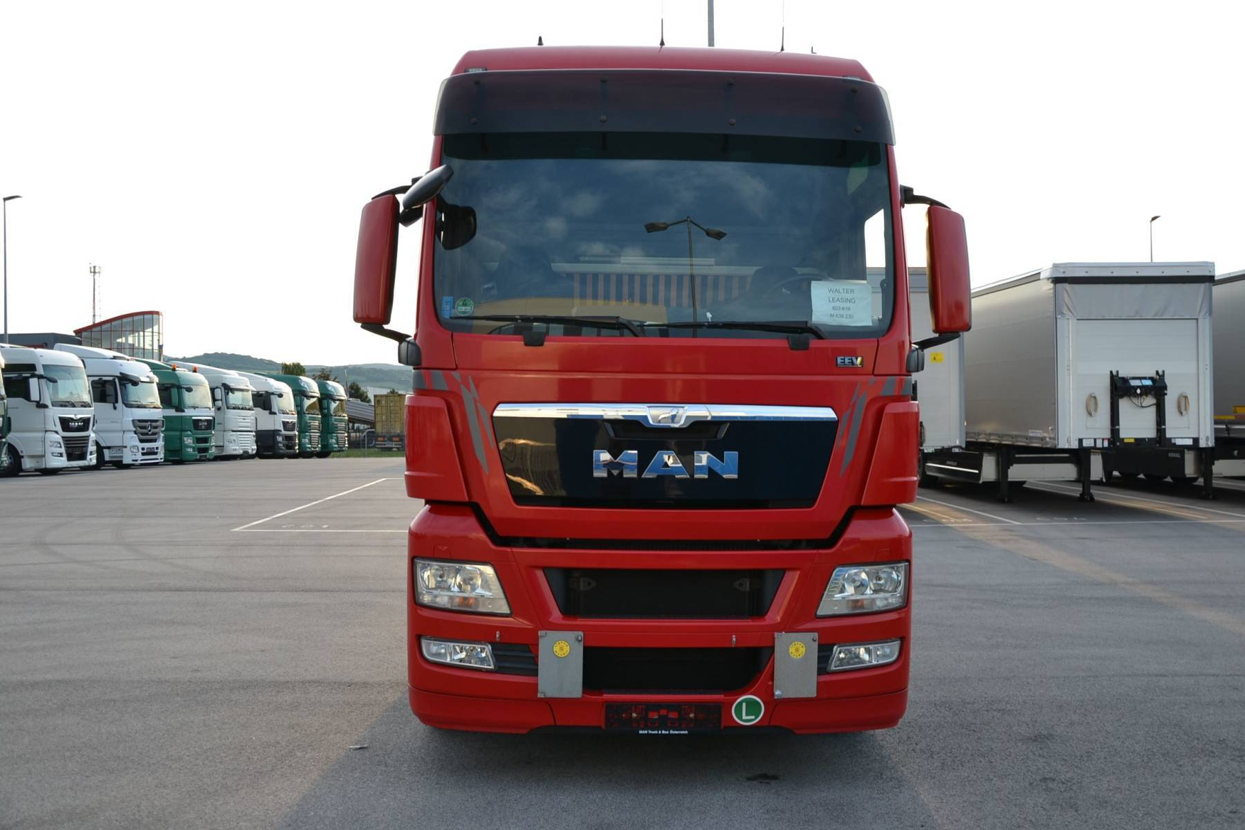MAN HGV tractor unit TGX 18.440 4X2 BLS - used 2