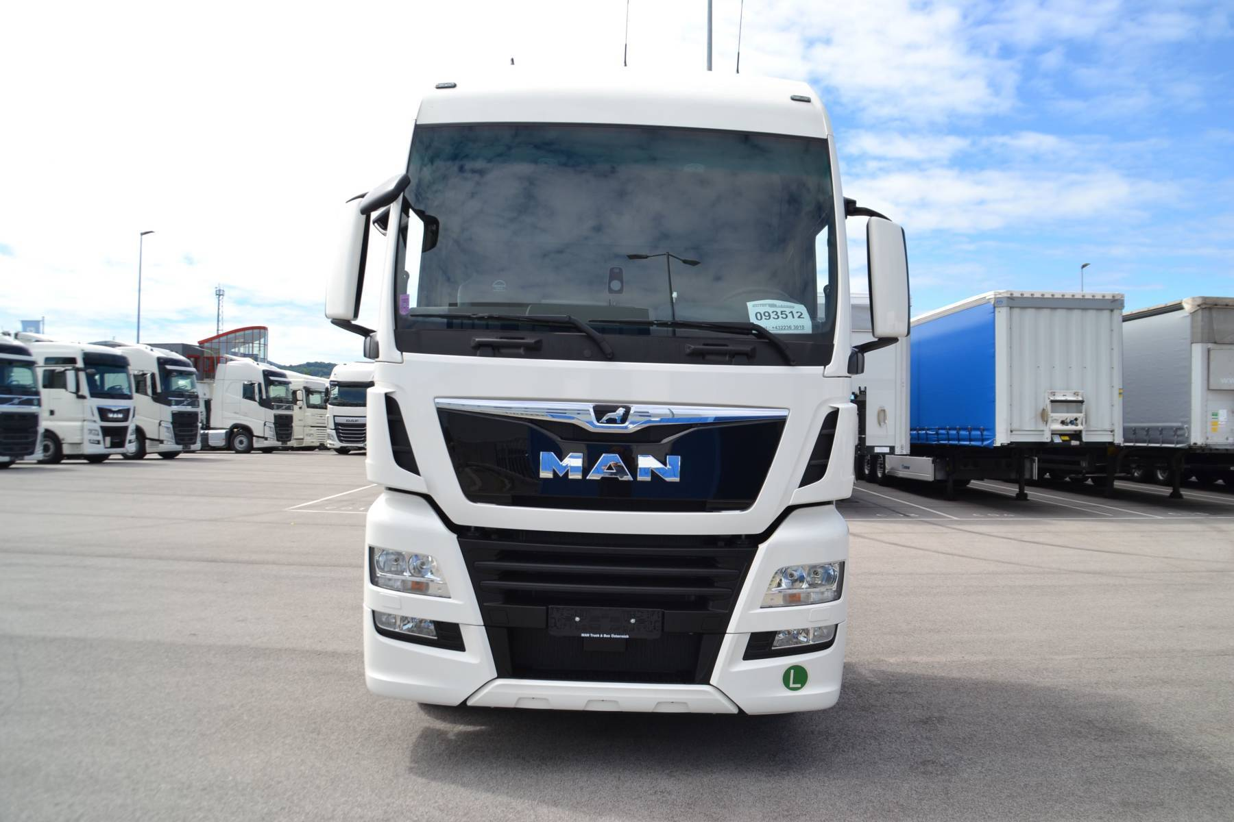 MAN HGV tractor unit TGX 18.500 4x2 BLS - new 2