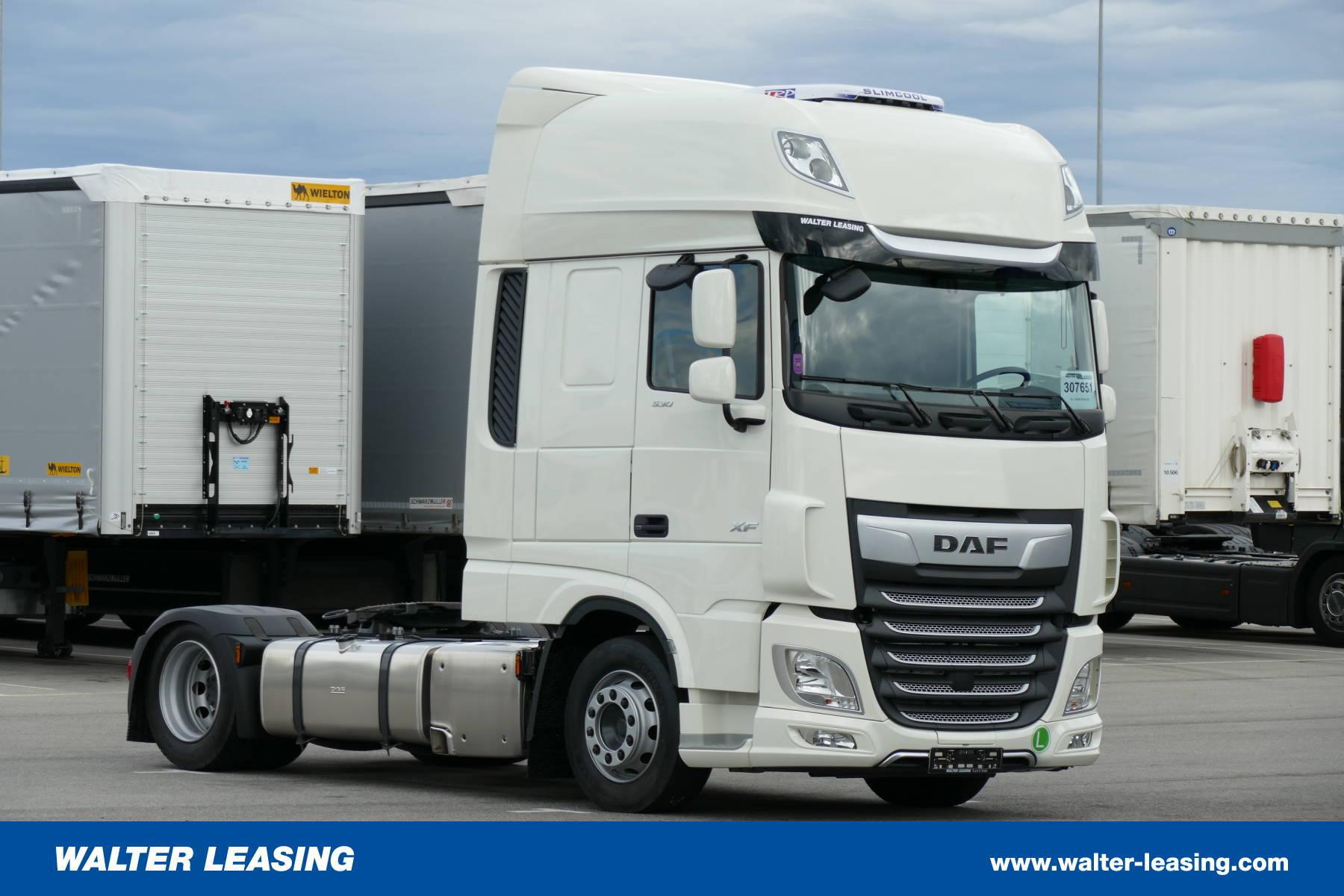 DAF Mega Zugmaschine XF 20 FT   neu   WALTER LEASING DE