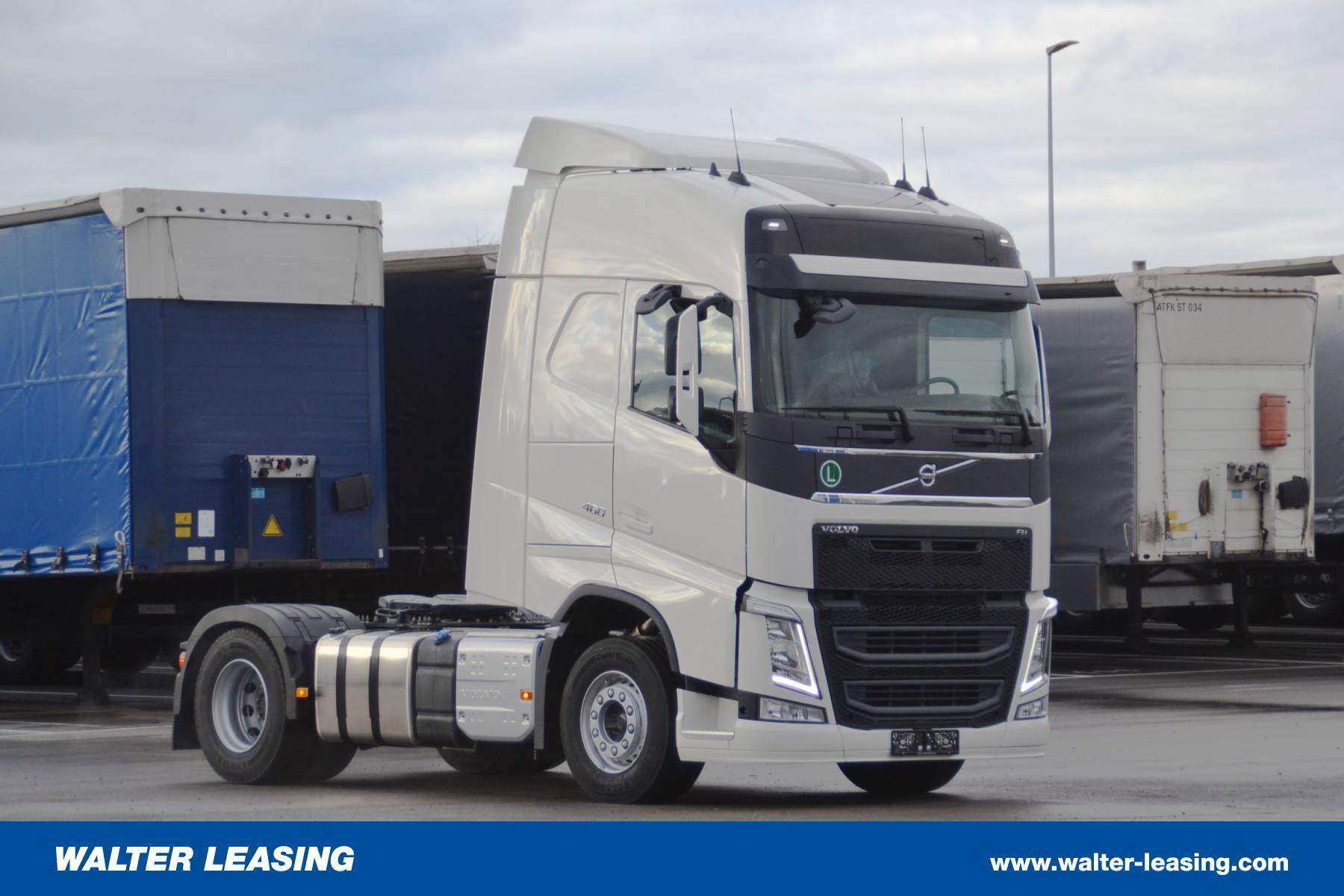 Volvo HGV tractor unit FH 460 Globetrotter XL - new