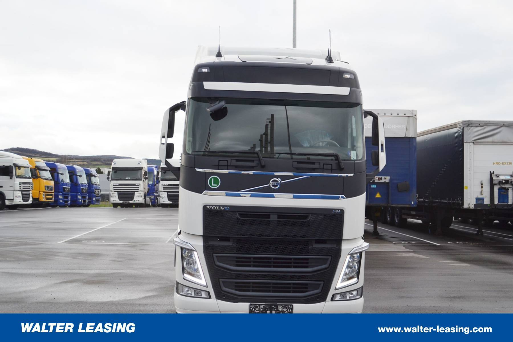 Volvo HGV tractor unit FH 460 Globetrotter XL - new 9